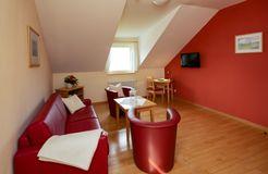 Appartamento per 5 persone (3/3) - Biohotel Stiftsgut Wilhelmsglücksbrunn