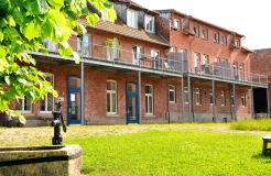 Biohotel Stiftsgut Wilhelmsglücksbrunn, Creuzburg, Turingia, Germania (8/19)