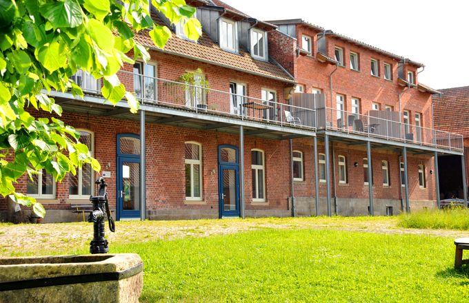 Biohotel Stiftsgut Wilhelmsglücksbrunn - Creuzburg, Thüringen, Deutschland