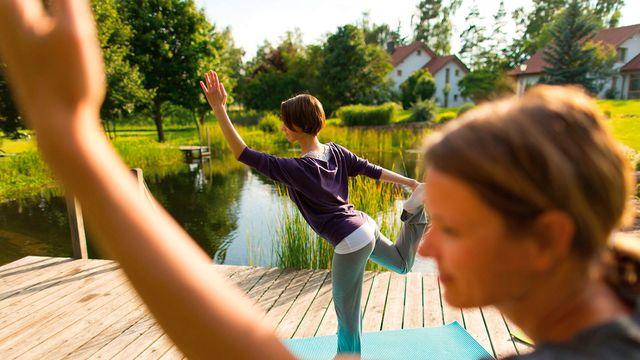5-Tages-Yoga Retraet mit Verena Beyfuss