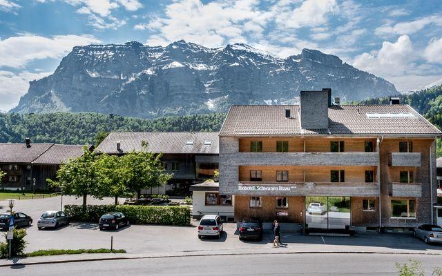 Biohotel Schwanen: Urlaub in den Bergen