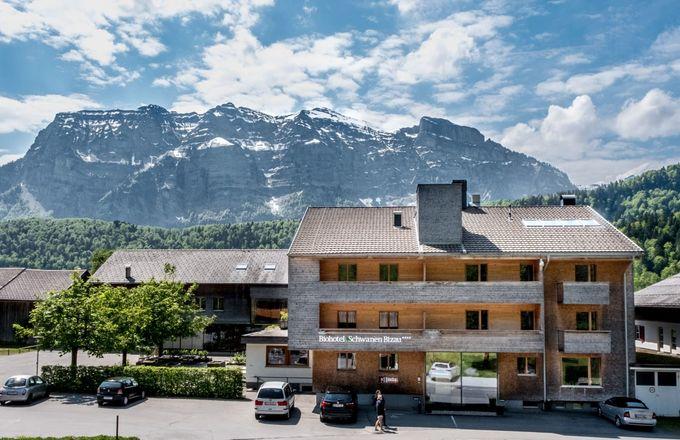 4 Sterne Biohotel Schwanen - Bizau, Vorarlberg, Österreich