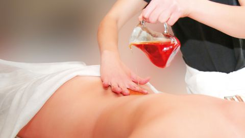 Vitalis Full Body Massage with Aromaoil