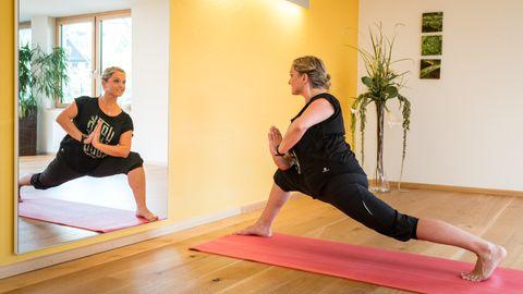 Offre spéciale Yoga du 02.12. - 07.12.2018