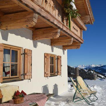 Winter, Auhofalm in Jochberg, Tirol, Tyrol, Austria