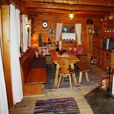 Magdalena Hütte, Essbereich