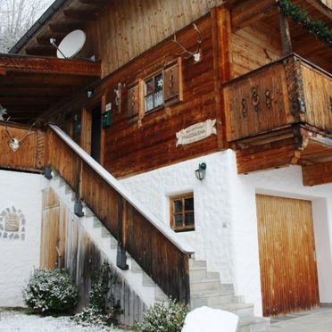 Magdalena Hütte, Winter