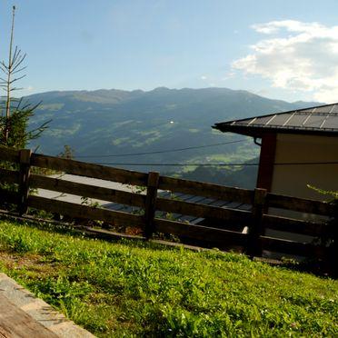 Aussicht, Magdalena Hütte in Hippach, Tirol, Tirol, Österreich
