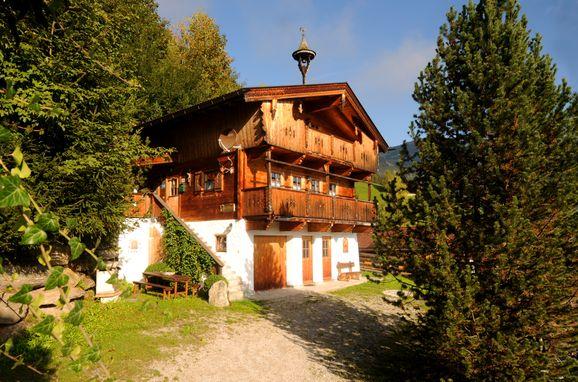 Sommer, Magdalena Hütte in Hippach, Tirol, Tirol, Österreich