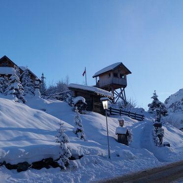 Kaiser-Franz-Josef Hütten, winter