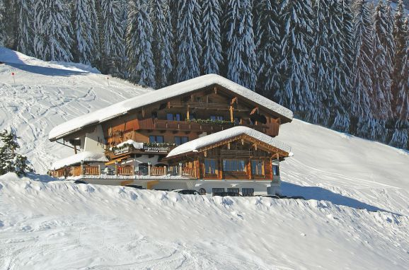 Winter, Kohleralmhof in Fügen, Tirol, Tirol, Österreich