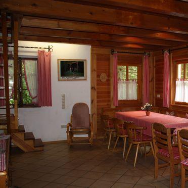 Aufenthaltsraum, Vogesen-Chalet in Puberg, Elsass, Elsass, Frankreich
