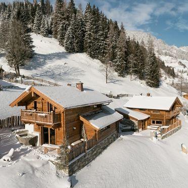 Winter, Bretei Hüttn, Großarl, Salzburg, Salzburg, Österreich