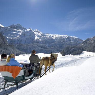 Untertiefenbachhütte, Winter