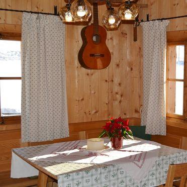 Living room, Lennkhütte, Rauris, Salzburg, Salzburg, Austria