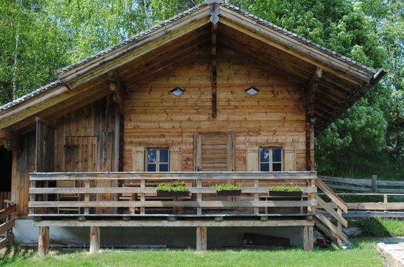 Lennkhütte, Sommer