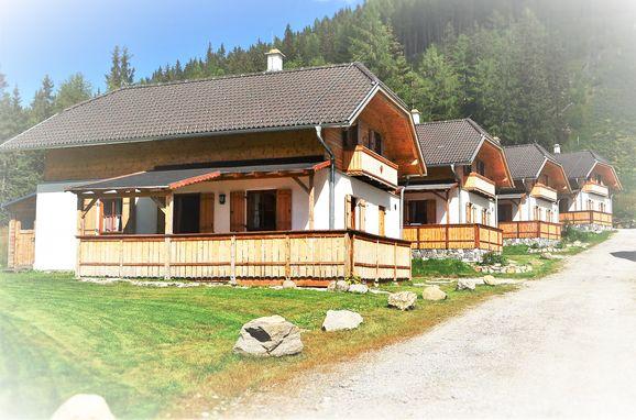 Sommer, Almdorf Katschberg in Rennweg, Salzburg, Salzburg, Österreich