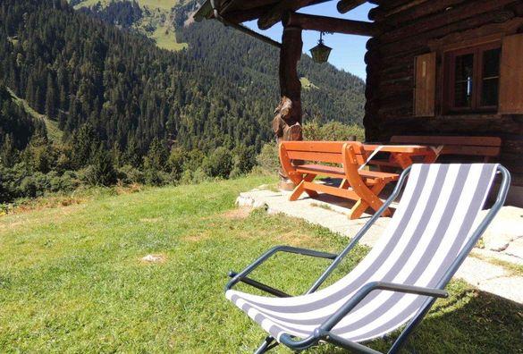 Berghütten, Hütten und Skihütten in Vorarlberg mieten