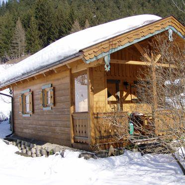 Frontansicht3, Zirbenhütte, Forstau, Salzburg, Salzburg, Österreich