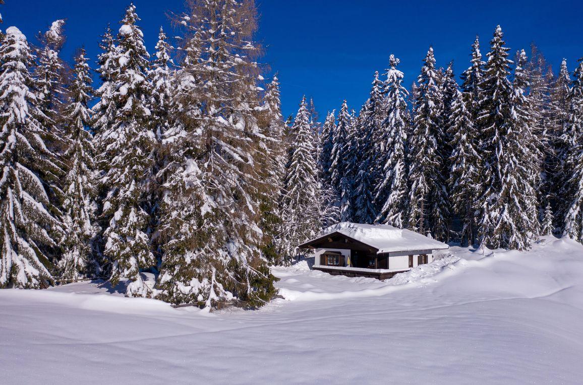 Steindl Häusl, Winter