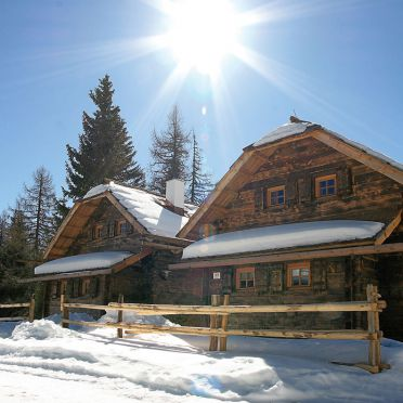 Alpine-Lodges Matthias, Winter
