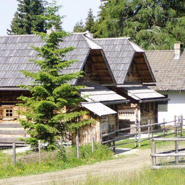 Alpine-Lodges Matthias, Rueckansicht1