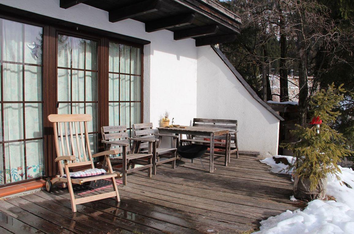 Florian Hütte, Terrasse