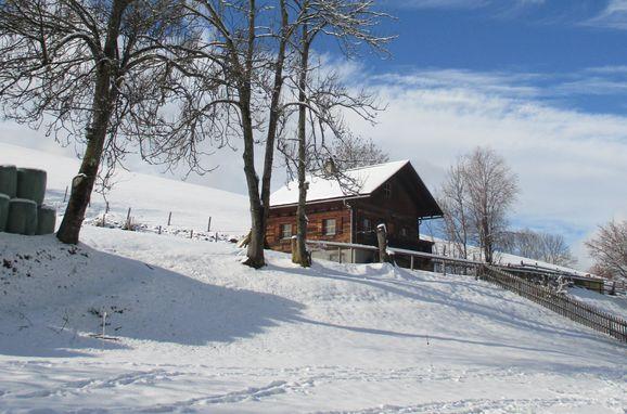 Winter, Dorferhütte, Oberwölz, Steiermark, Styria , Austria