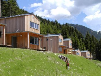 Hüttendorf Präbichl - Steiermark - Österreich