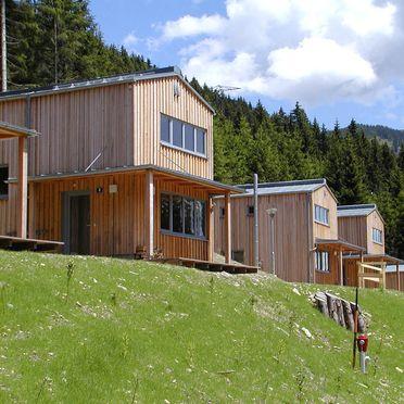 Frontansicht1, Hüttendorf Präbichl in Vordernberg, Steiermark, Steiermark, Österreich