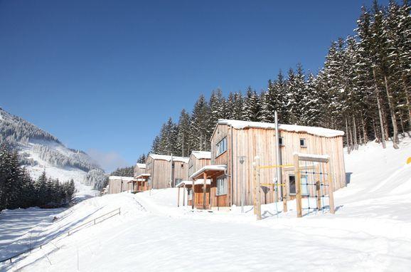 Frontansicht3, Hüttendorf Präbichl in Vordernberg, Steiermark, Steiermark, Österreich