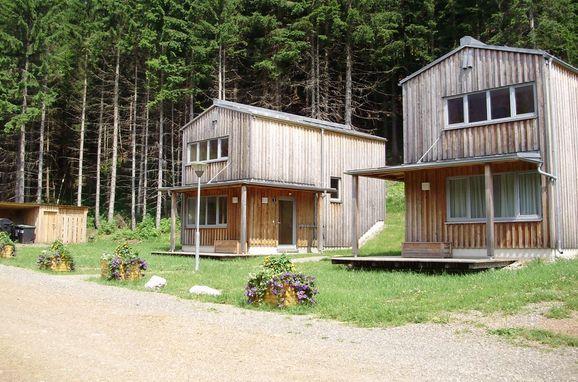 Sommer, Hüttendorf Präbichl in Vordernberg, Steiermark, Steiermark, Österreich