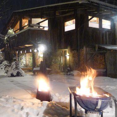 Luxus-Chalet Mühlermoos, Winter