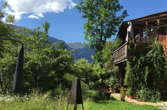 Sommer, Luxus-Chalet Mühlermoos, Ramsau im Zillertal, Tirol, Tirol, Österreich