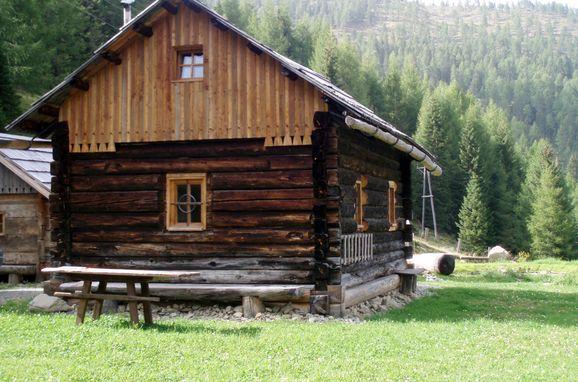 , Thomalahütte in Ramingstein, Salzburg, Salzburg, Austria