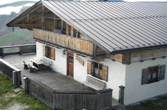 Sommer, Lockner Hütte, Rettenschöß, Tirol, Tirol, Österreich