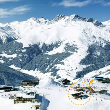 Winter, Ski & Bergchalet Penkenjoch, Mayrhofen, Tirol, Tirol, Österreich