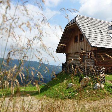 Seitenansicht2, Kuhgrabenhütte, Bad St. Leonhard, Kärnten, Kärnten, Österreich