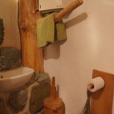 Hammer-Hütte, Badezimmer