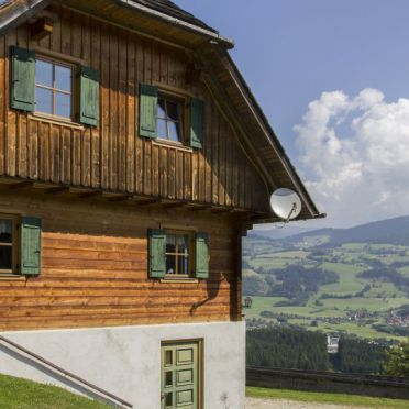 Kotmarhütte, Aussenansicht
