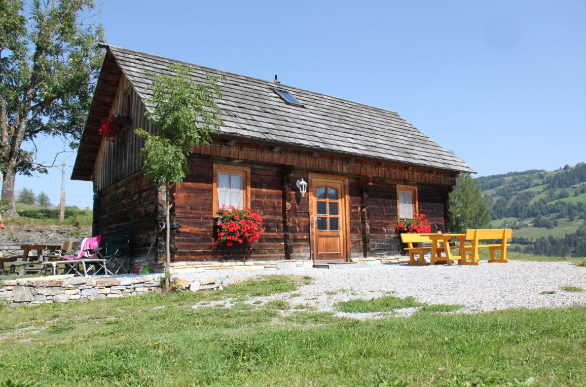 Höllerhütte, Sommer