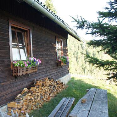 , Zirbenwaldhütte, Mühlen, Steiermark, Styria , Austria