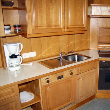 Hoamatlhütte, Küche
