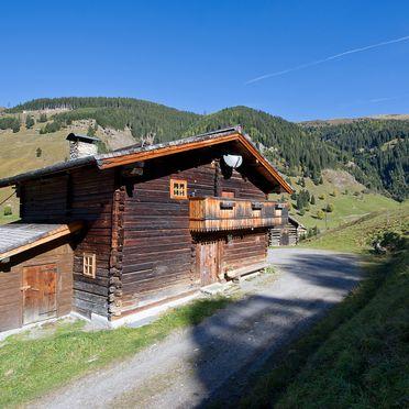 Radlehenhütte, Sommer