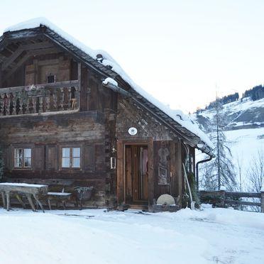 Winter, Hexenhäuschen in Maria Alm, Salzburg, Salzburg, Österreich