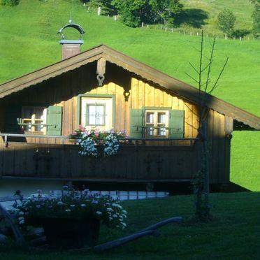 Stallerhütte 1, Rueckansicht