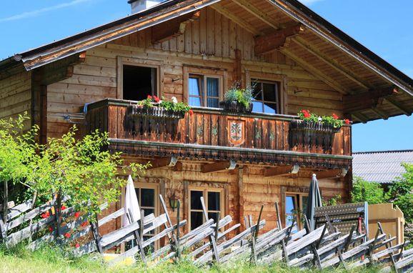 Frontansicht3, Gruberhütte in Großarl, Salzburg, Salzburg, Österreich