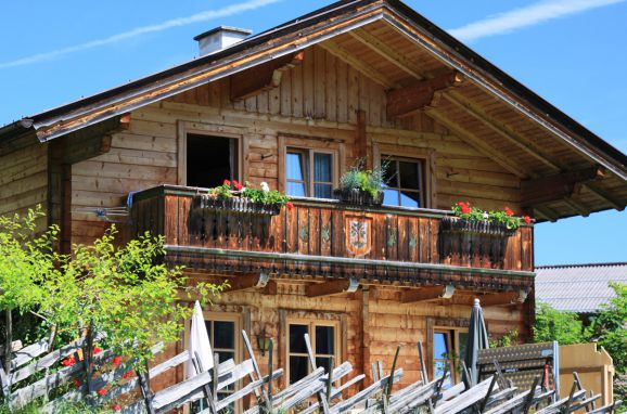 Frontansicht3, Gruberhütte, Großarl, Salzburg, Salzburg, Österreich