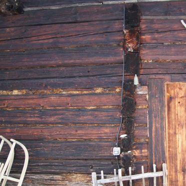 Hungarhub Hütte, Hirschgeweih
