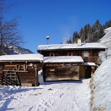 Winter, Grasreithütte, Großarl, Salzburg, Salzburg, Austria